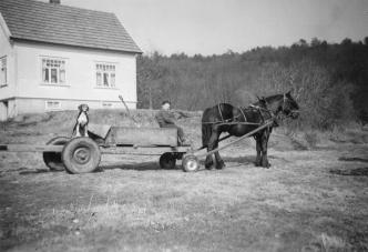 Anders Bjørnholmen og Steindalsrusken på Eigevolden