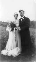 brudepar korr