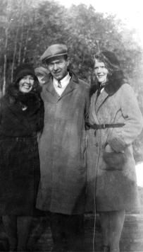 Ågoth, Erling og Torhild.