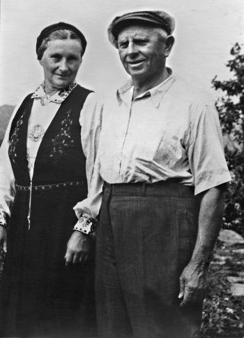 Christian og Ruth.