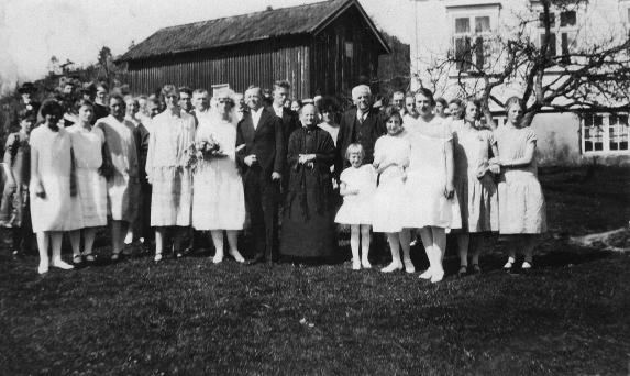 Sigurd Bjelland gifter seg.