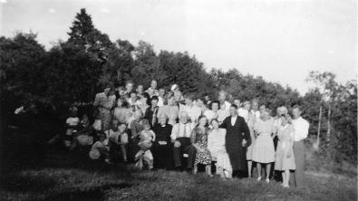 Slektsstevne i 1948.