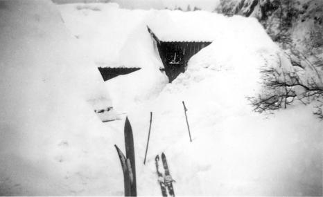 Snøvinteren 54.
