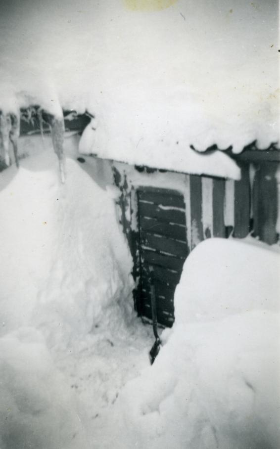 Snøvinteren 54