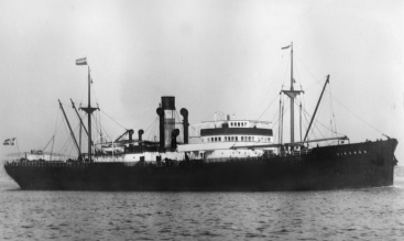 SS Sirenes, 1939.