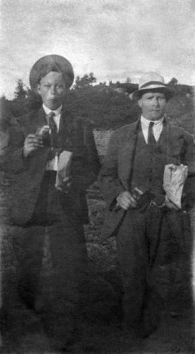 Anders I og Osgod Ørslan.