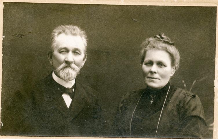 Bernt og Alvilde