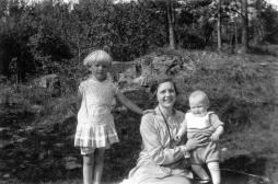 Ebba, Torhild, Leif
