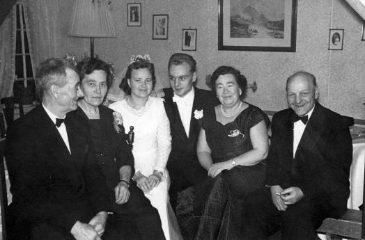 Familien Rødli