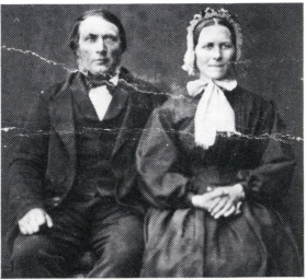 Foreldrene til Ludvig Tønnesen Melåen