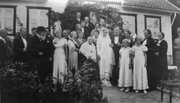 Helenas bryllup.
