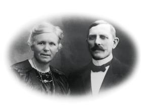 Johan Ludvig og Anna Andrea