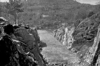 Stamveien, Trøe.