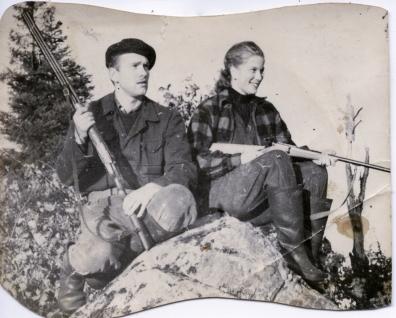Audun og Rigmor 1953