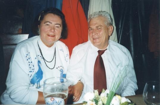 Bjørg Randi og Odd Arild