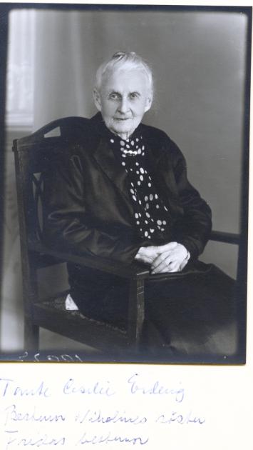 Cecilie Erdvig