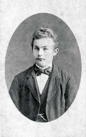 Daniels far, Karl Kvaase