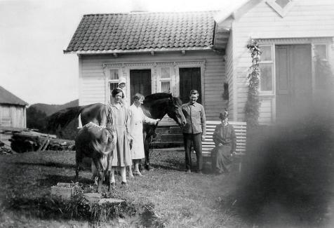 Det eldste uthuset