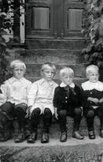 Einar, Nils, Sverre og Rolv