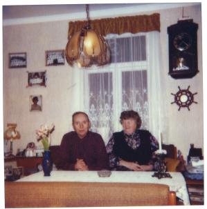 Erling Johan Breisnes og Elfi Lillian