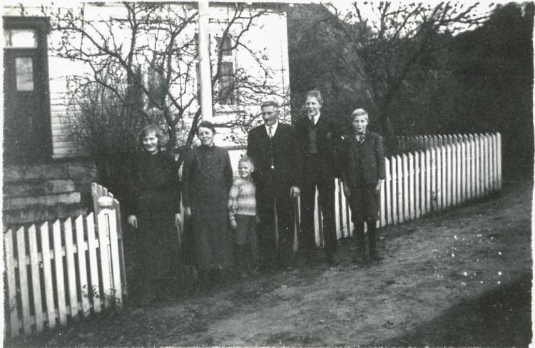 Fam bilde Gunder og Olga