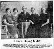Familiebilde 1925