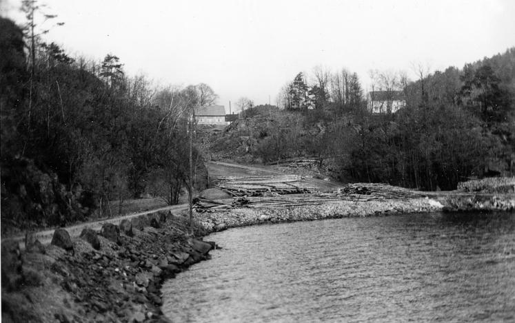 Før saga, 1956
