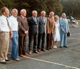 Gerda og de sju brødrene