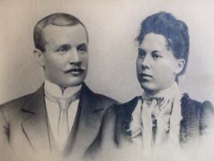 Helene og Johan