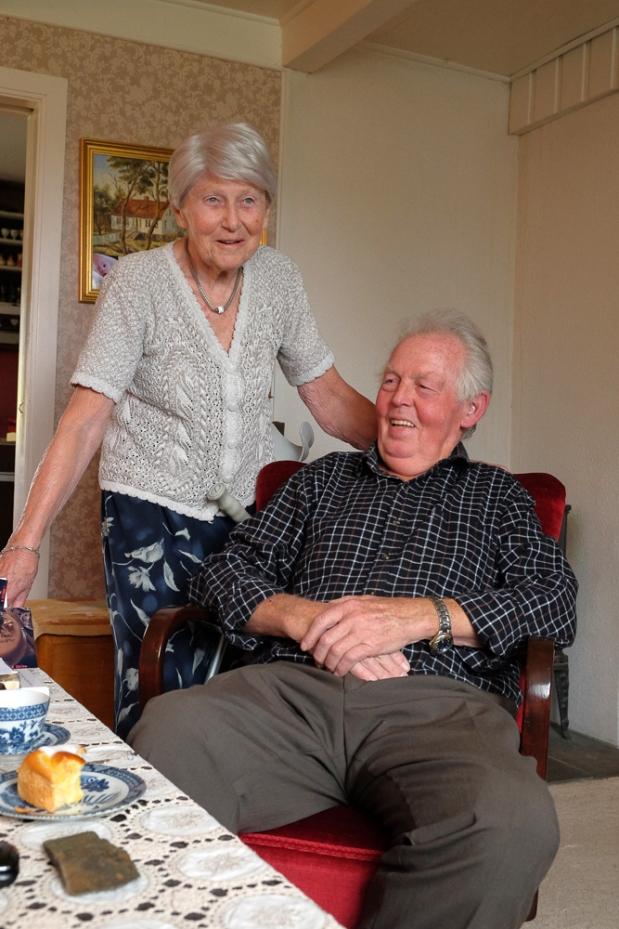 Kay og Torhild Jørgensen