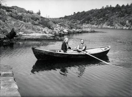 Marie Gundersen og Gudrun Sæterstøen