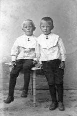 Nils og Einar Vesterhus
