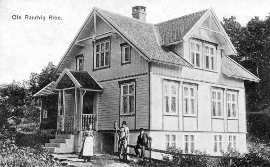 Ole Ranvigs hus (bnr. 10)