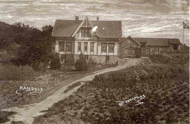Randvig ca. 1920