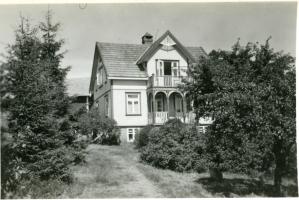 Solborg fasade