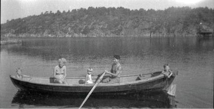 Sommerdag på fjorden