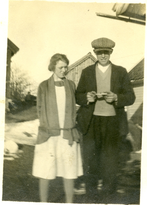 Svanhild og Arne
