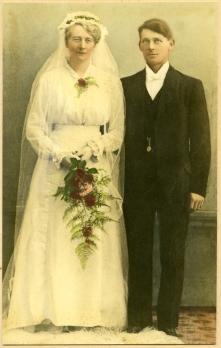 Tønnes og Johanne Krossnes