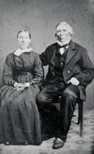 Tor Terjesen og Ane Marlene