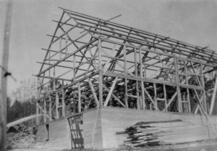 Uthuset reises 1927