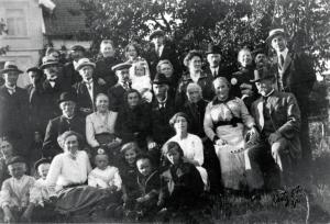 Vesterhusfamilien 1923