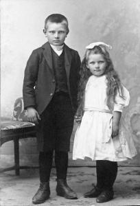 Alf og Agnes Kristiansen