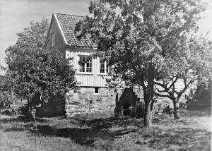 En eldre utgave av huset