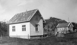 Norhellets første bolig