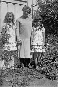 Alfhild, Svanhild og Elna