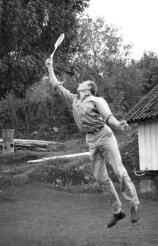 badminton-luftige-svev-graykorr