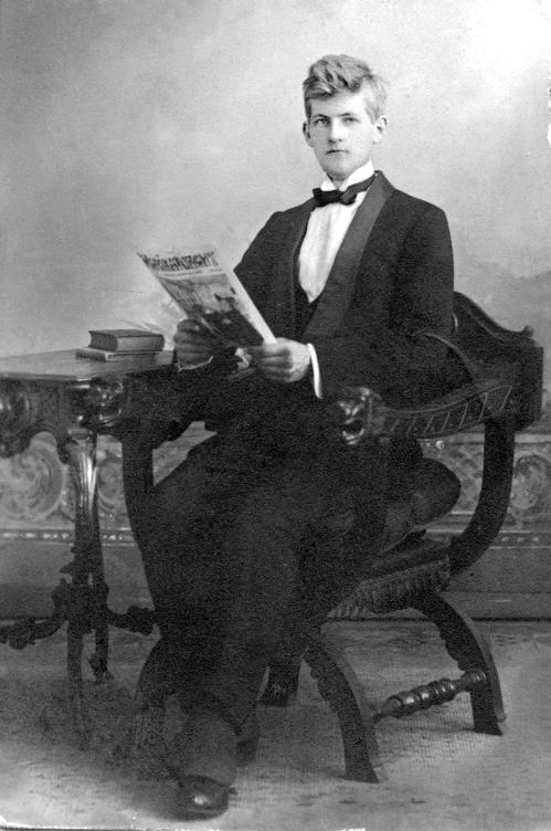 Benjamin Aamland