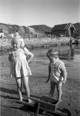 Harald og Karen Andrea