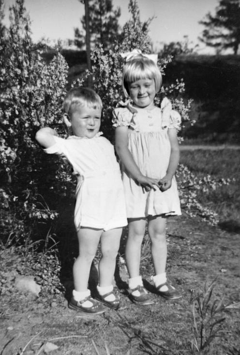1951-Kåre og Turid Syvertsen