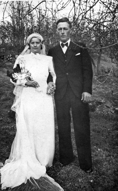 Margrethe og Oddvar Olsen